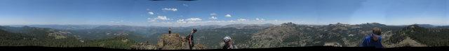 Eagle Peak Panoramic